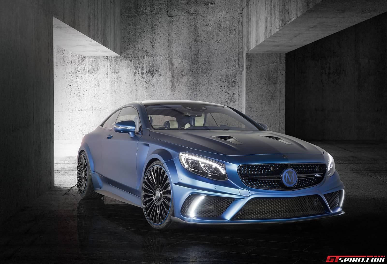 official mansory mercedes benz s63 amg coupe diamond edition gtspirit. Black Bedroom Furniture Sets. Home Design Ideas