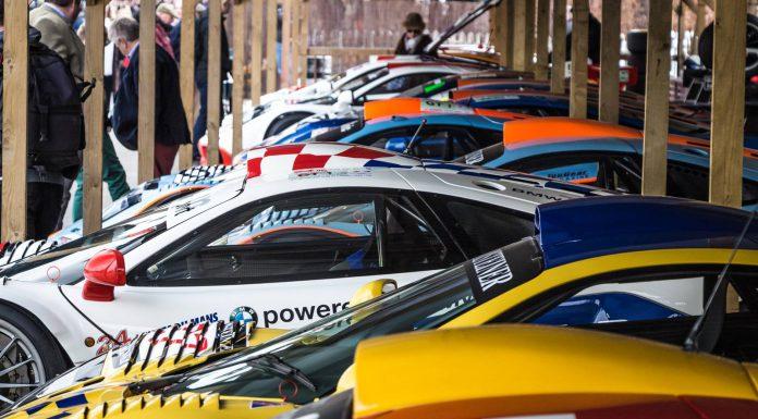 McLaren F1 GTR at 73rd Goodwood Members Meeting