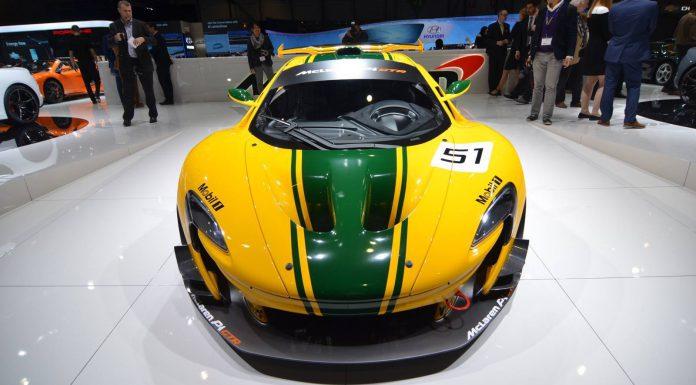 McLaren Highlights at Geneva Motor Show 2015