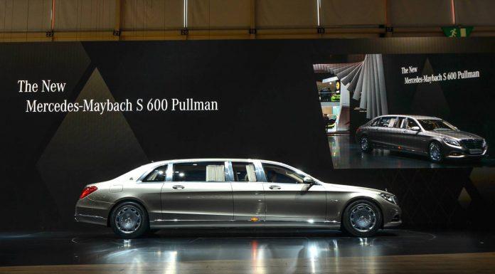 Mercedes-Benz S 600 Pullman