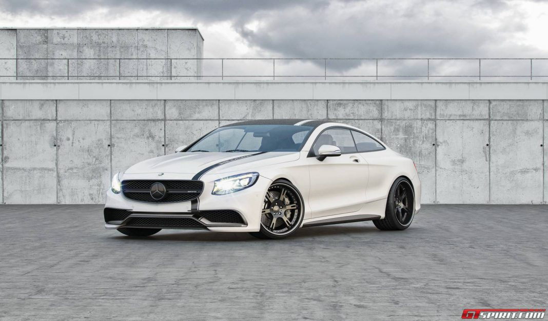 "Mercedes-Benz S63 AMG Coupe ""Seven 11"" by wheelsandmore"