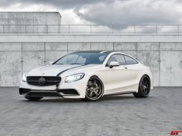 """Mercedes-Benz S63 AMG Coupe """"Seven 11"""" by wheelsandmore"""