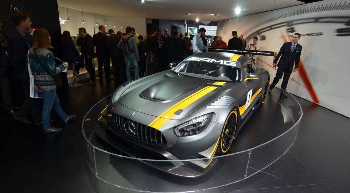 Mercedes-Benz Geneva Motor Show