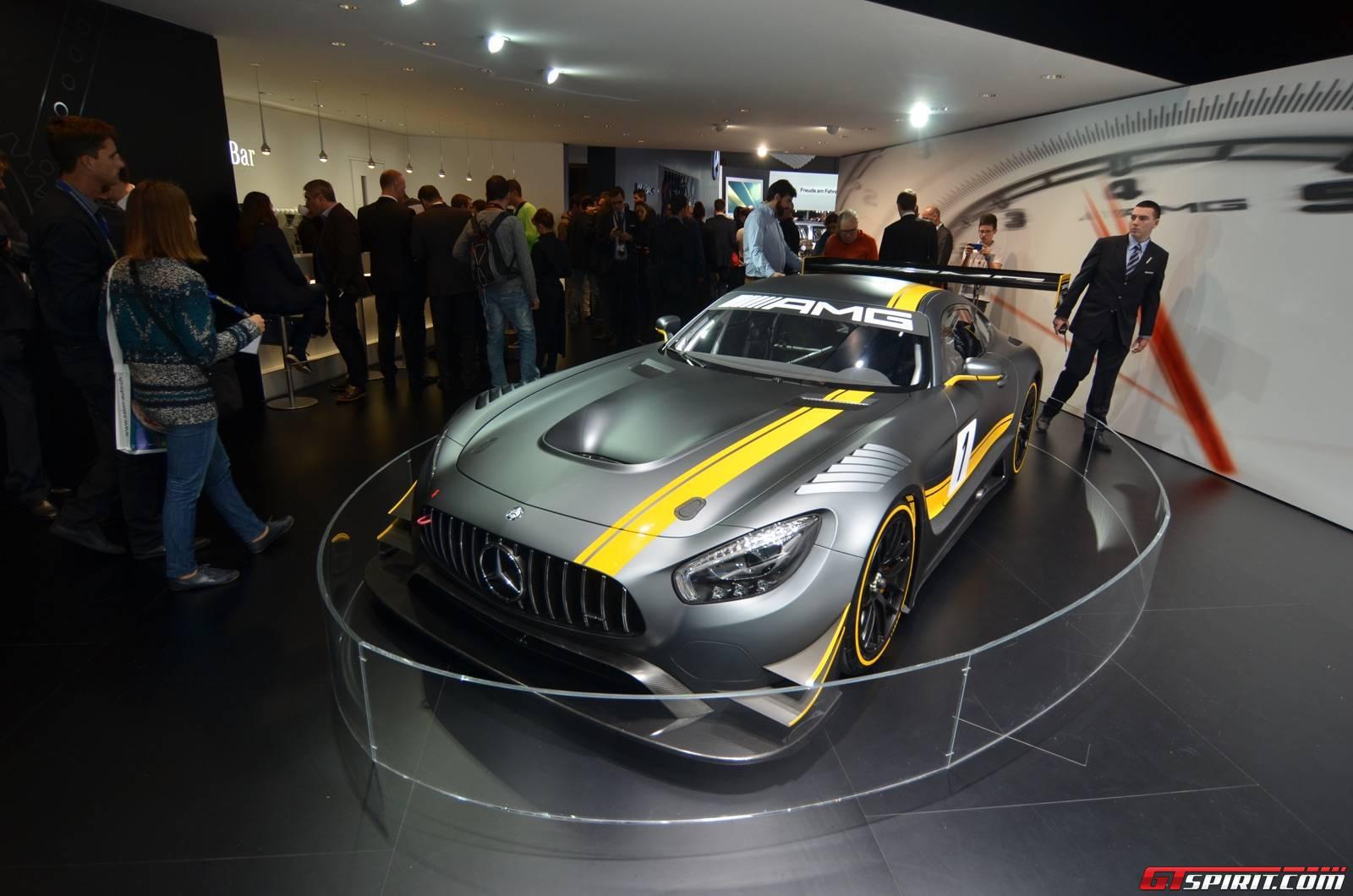 Mercedes benz highlights at geneva motor show 2015 gtspirit - Geneva motor show ...
