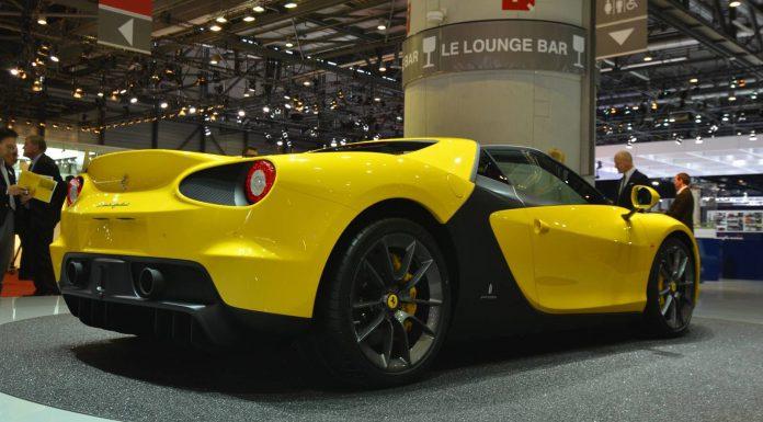 Geneva 2015: Ferrari Sergio