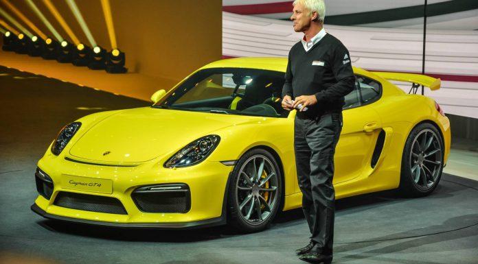 Porsche at VAG Conference 2015