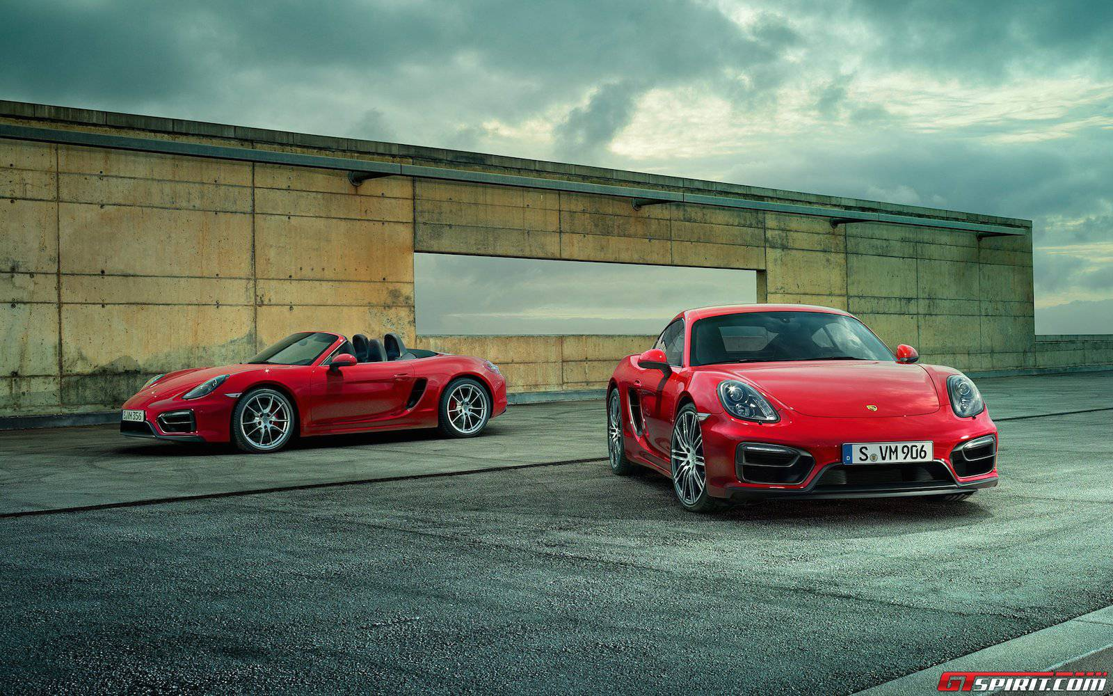 porsche india launches gts variants of boxter and cayman gtspirit. Black Bedroom Furniture Sets. Home Design Ideas