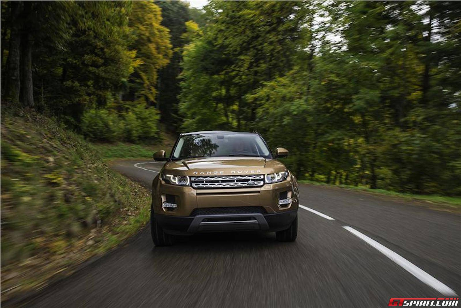 jaguar land rover to assemble range rover evoque in india gtspirit. Black Bedroom Furniture Sets. Home Design Ideas