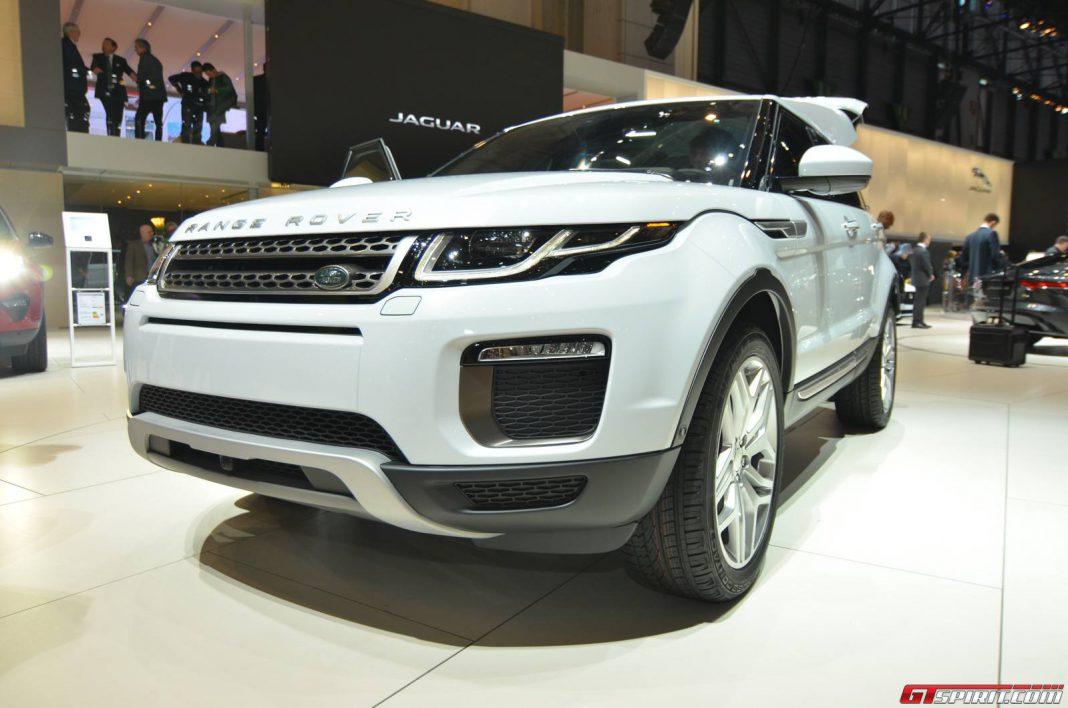 geneva 2015 range rover evoque facelift gtspirit. Black Bedroom Furniture Sets. Home Design Ideas
