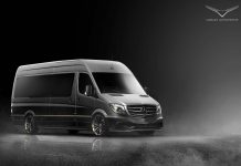 Mercedes-Benz Spinter by Carlex Design
