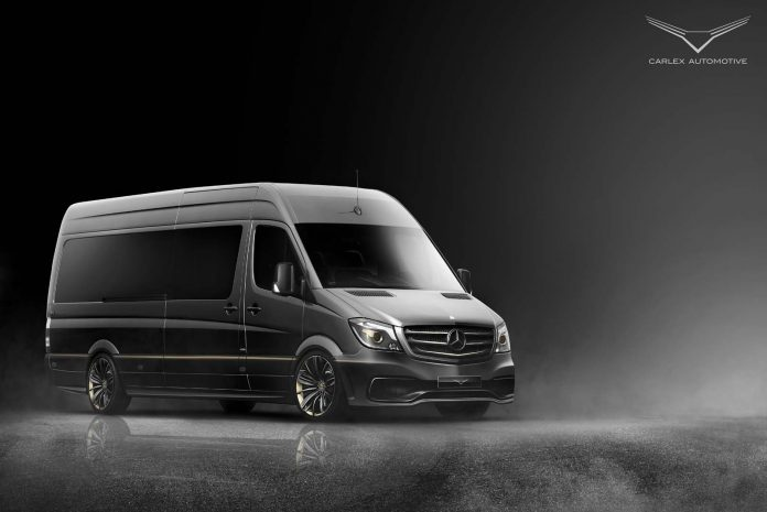 Mercedes-Benz Spinter by Carlex Design