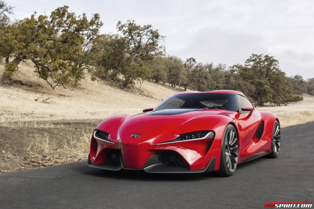 Toyota and BMW sports cars detaiiled