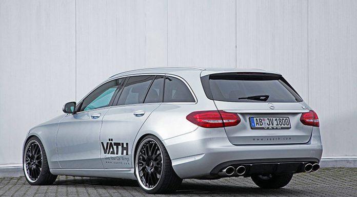 Official: Vath Mercedes-Benz C-Class T-Model