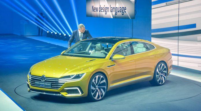 Volkswagen at VAG Conference 2015