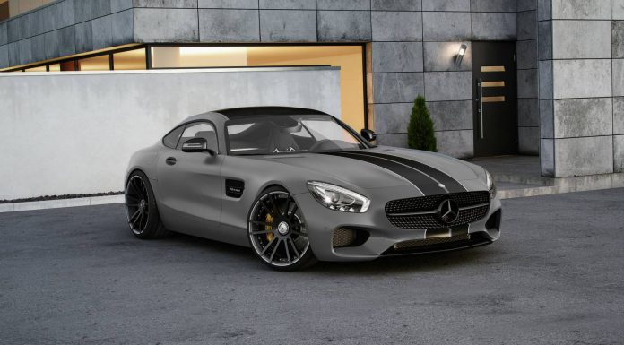 Official: 600hp Mercedes-AMG GT by Wheelsandmore