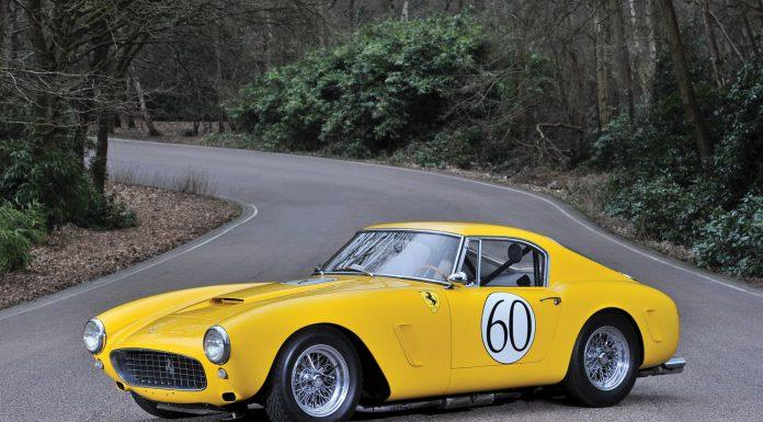 1960 Ferrari 250 GT SWB Berlinetta Competizione 1