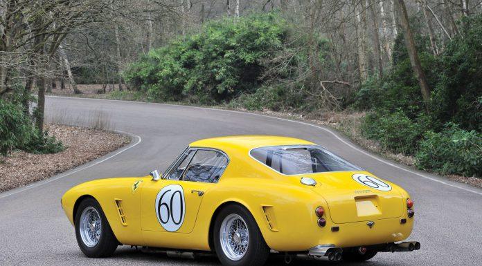1960 Ferrari 250 GT SWB Berlinetta Competizione 2