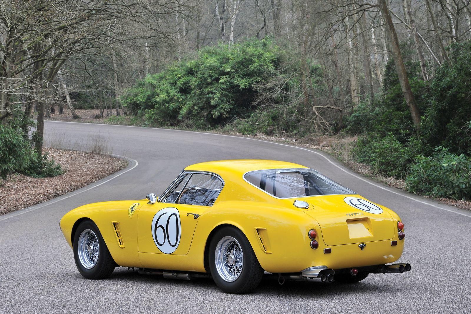 Rare 1960 Ferrari 250 Gt Swb Berlinetta Competizione Going