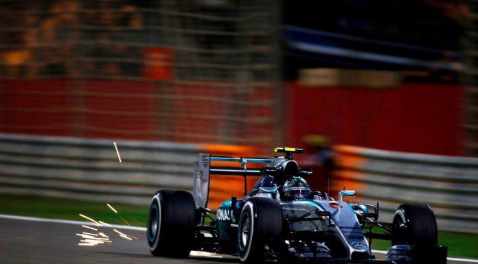Mercedes F1 Bahrain Grand Prix