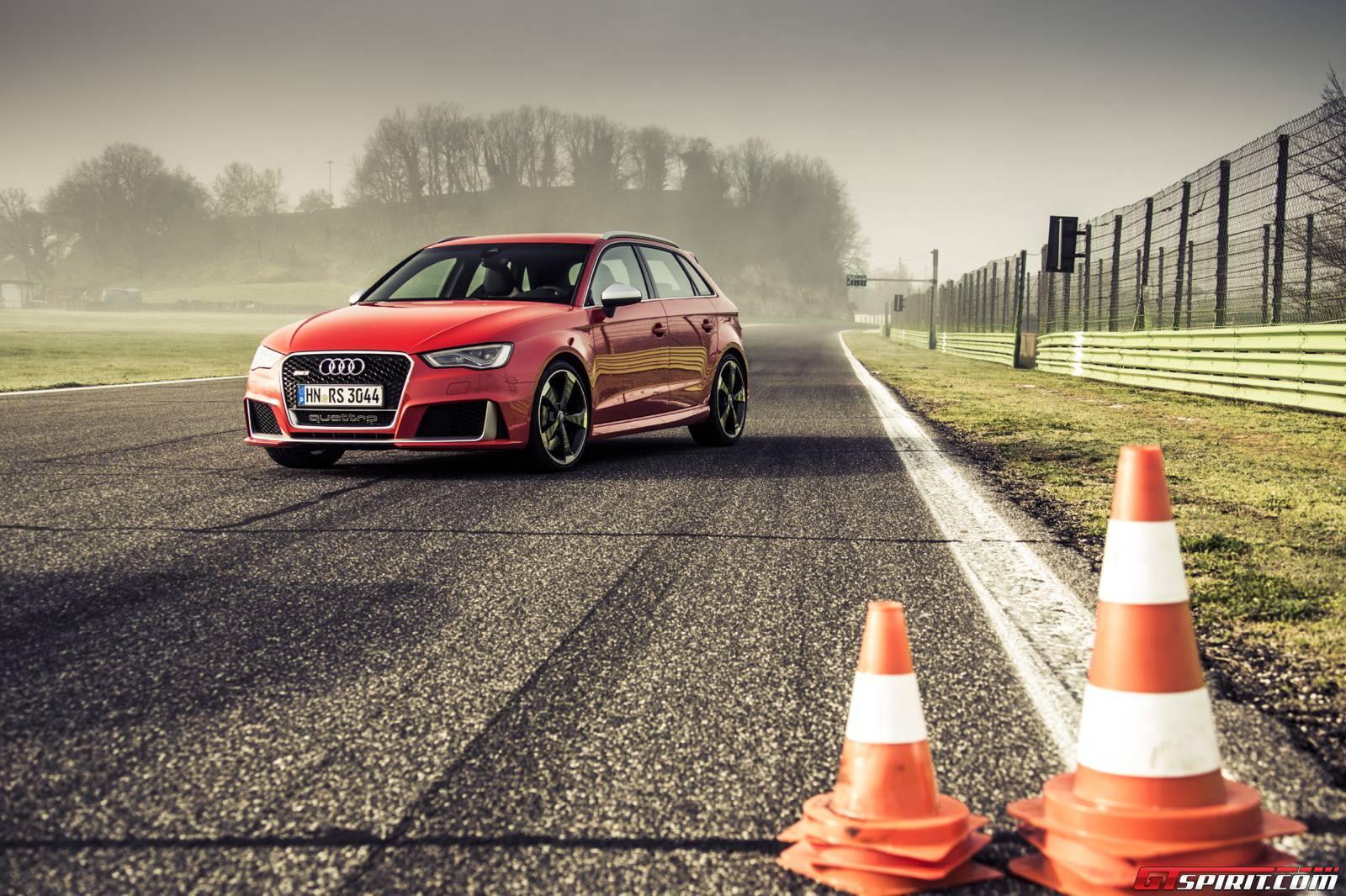 2016 Audi Rs3 Sportback
