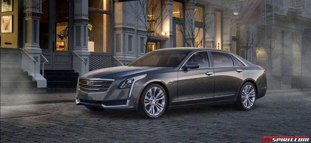 Range-Topping Cadillac CT8 Coming in 2019 - GTspirit