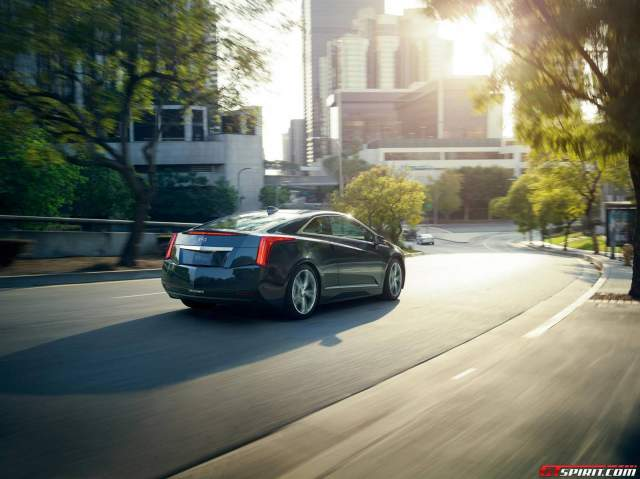 2016 Cadillac ELR Photos