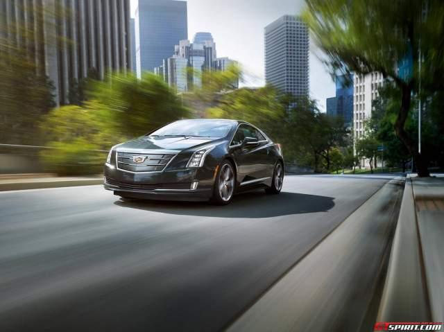 2016 Cadillac ELR Photos
