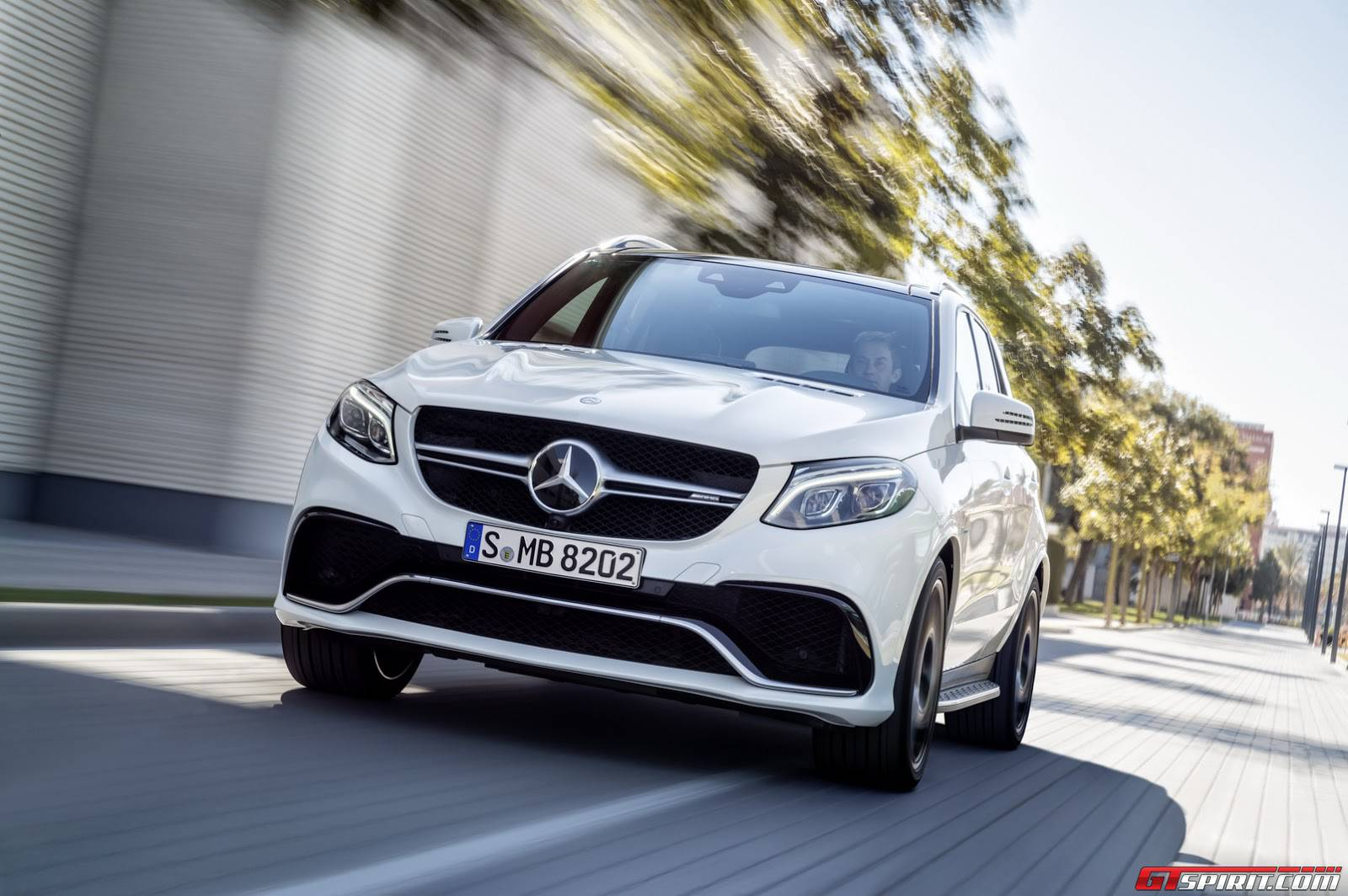 Mercedes Benz Germany >> Germany Pricing Revealed For Mercedes Benz Gle Gtspirit