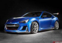 Official: Subaru STI Performance Concept