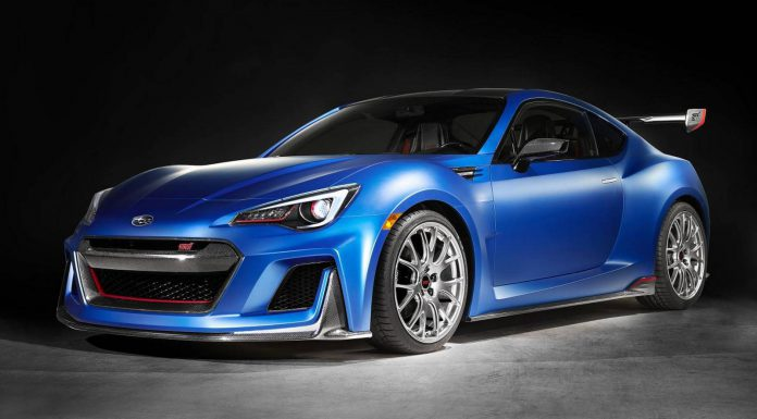 Official: Subaru STI Performance Concept