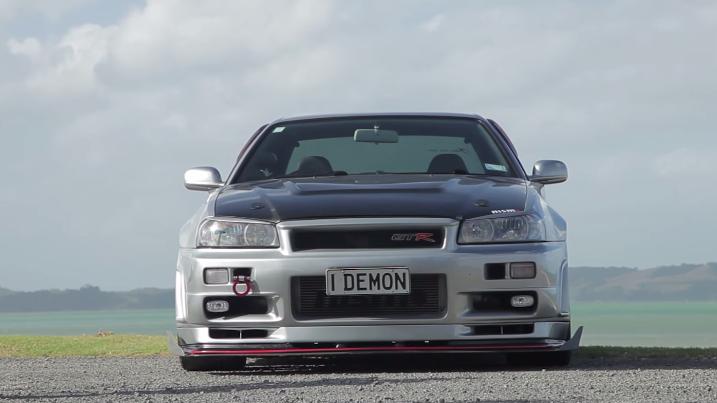 Meet New Zealand's Finest Skyline GT-R - 1000hp