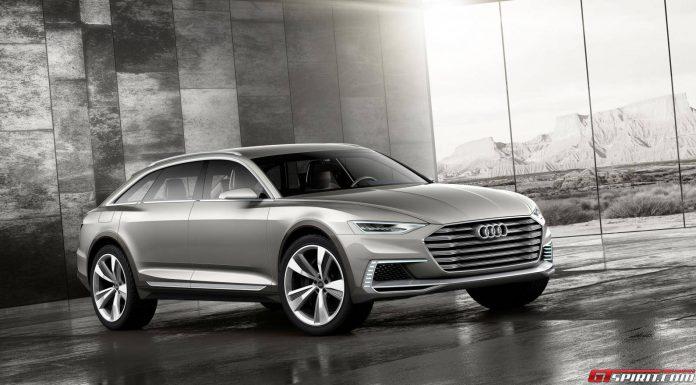 Audi Prologue Allroad Shanghai Auto Show