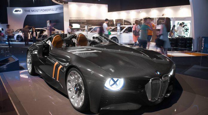 Malaysia show for rare BMW 328 Homage