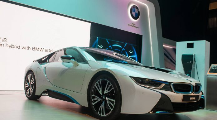 BMW i8 Malaysia Launch