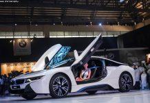 BMW i8 Malaysia