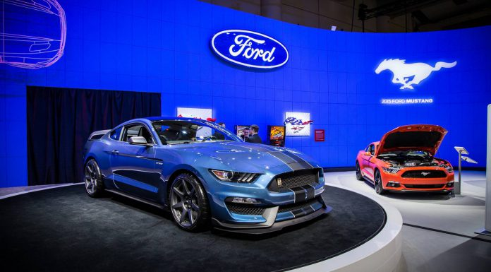 Ford to Build Only 37 Units of the Shelby GT350R