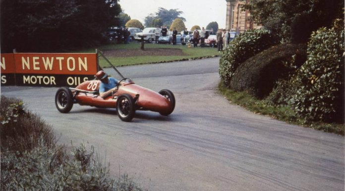 200 Pre-1967 Cars to Battle Out at Chateau Impney Hill Climb 2015
