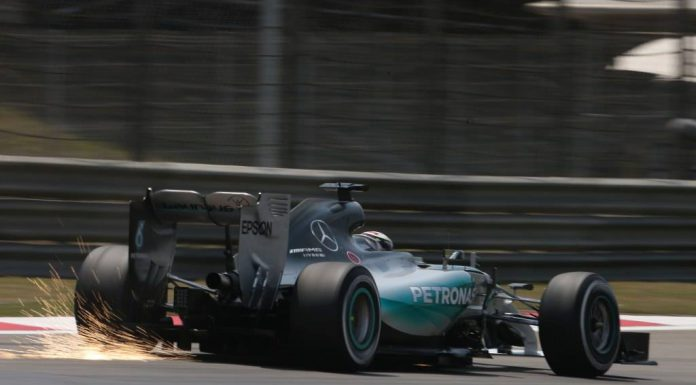 2015 Formula 1 Chinese GP