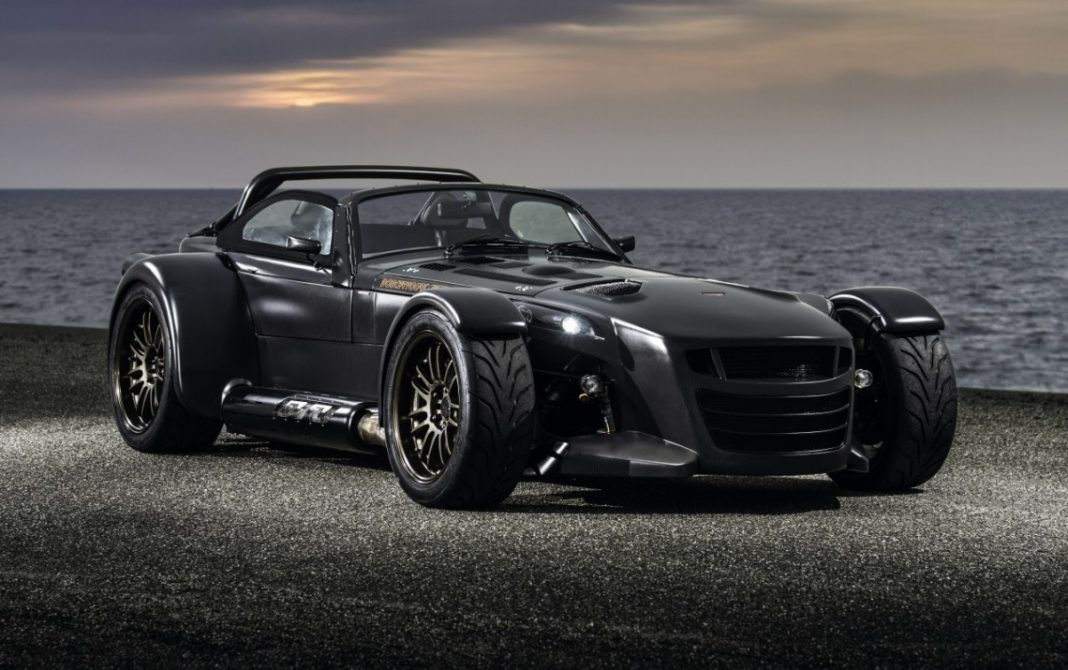 Official: Donkervoort GTO Bare Naked Carbon Edition