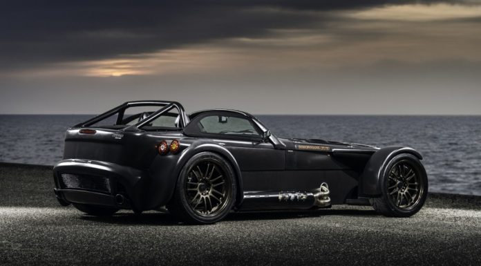 Donkervoort GTO Bare Naked Carbon Edition Side