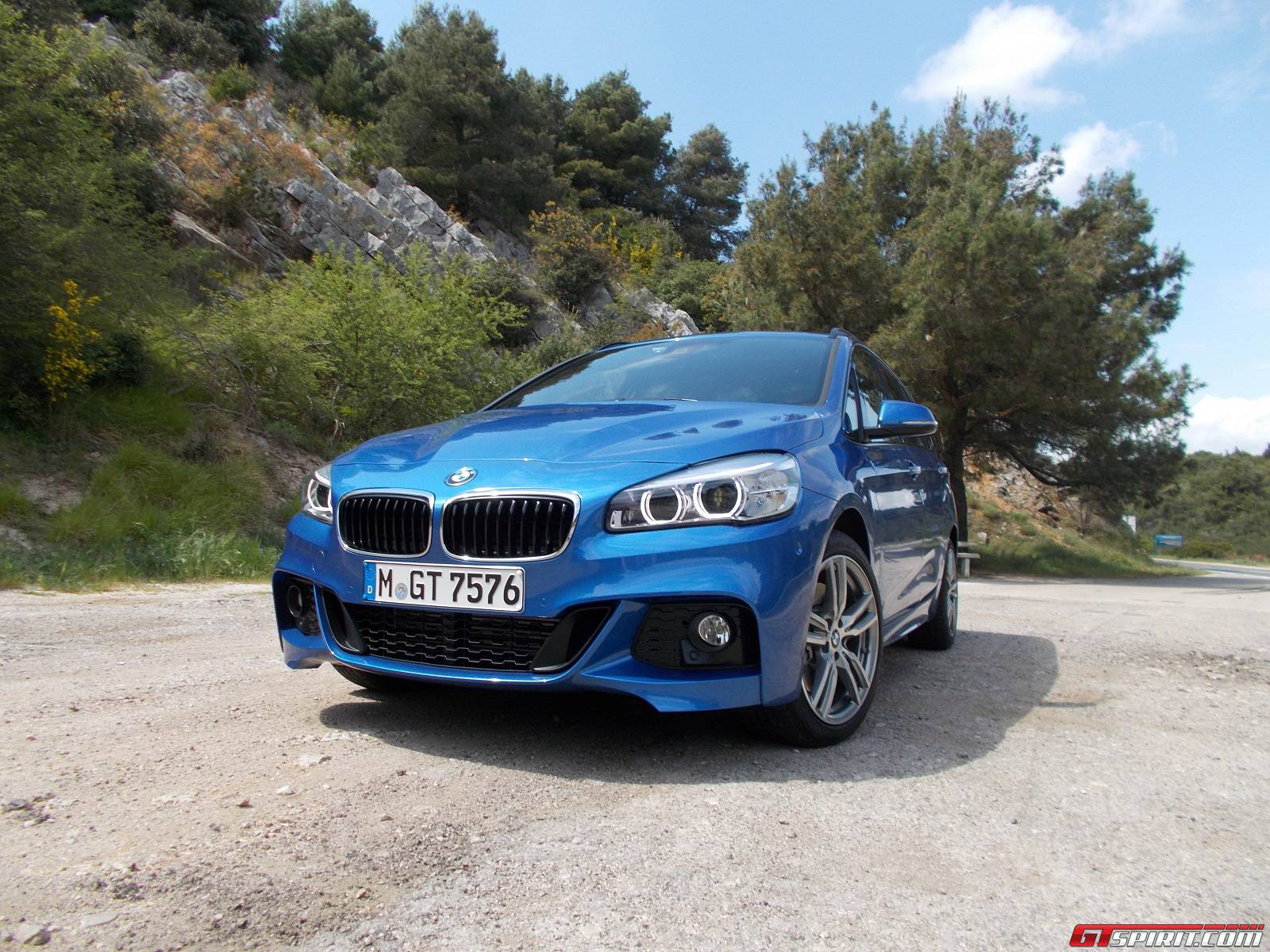 2016 bmw 2 series gran tourer review gtspirit. Black Bedroom Furniture Sets. Home Design Ideas