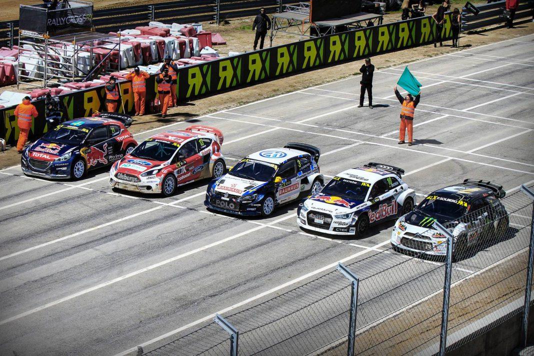 FIA World RX Supercars