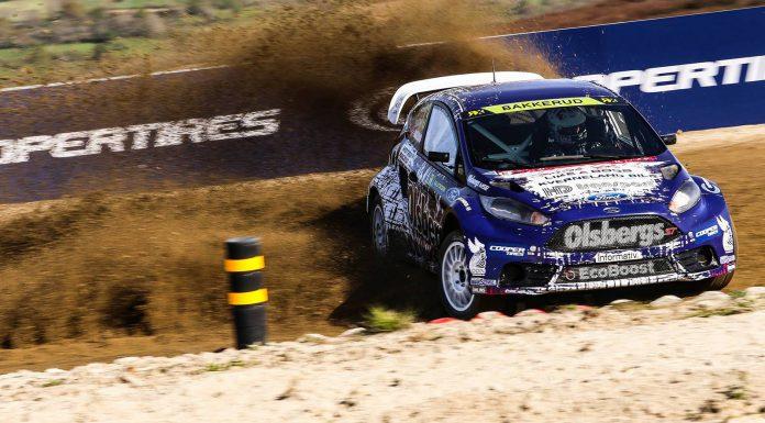 FIA World RX Ford