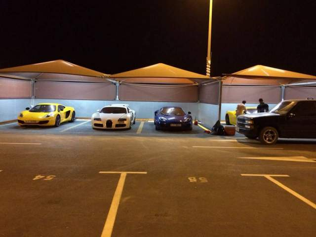 Behind the Scenes with Fast & Furious 7 Supercars