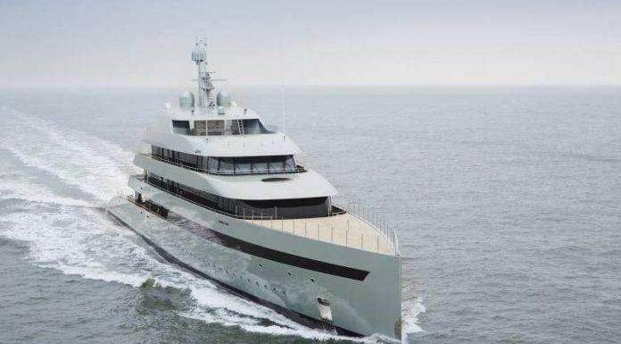 Feadship Savannah Superyacht