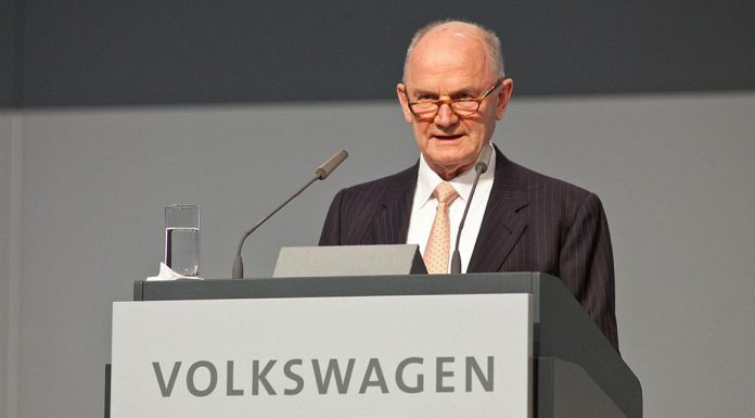 VW Chairman Ferdinand Piech Resigns After Heated Row with CEO