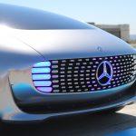 Mercedes-Benz F015 Concept Front