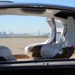 Mercedes-Benz F015 Interior