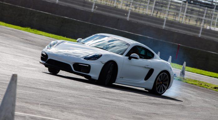 Mexico Porsche Experience Cayman GTS