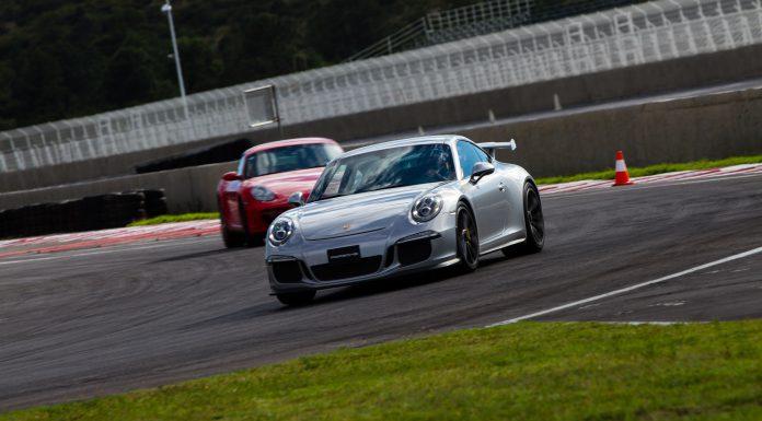 Mexico Porsche Experience Porsche GT3